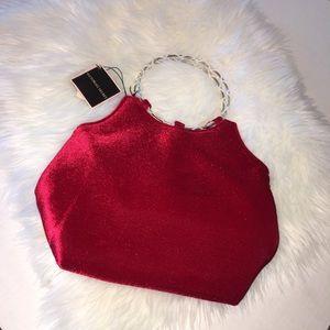 Vintage Velvet Hand bag